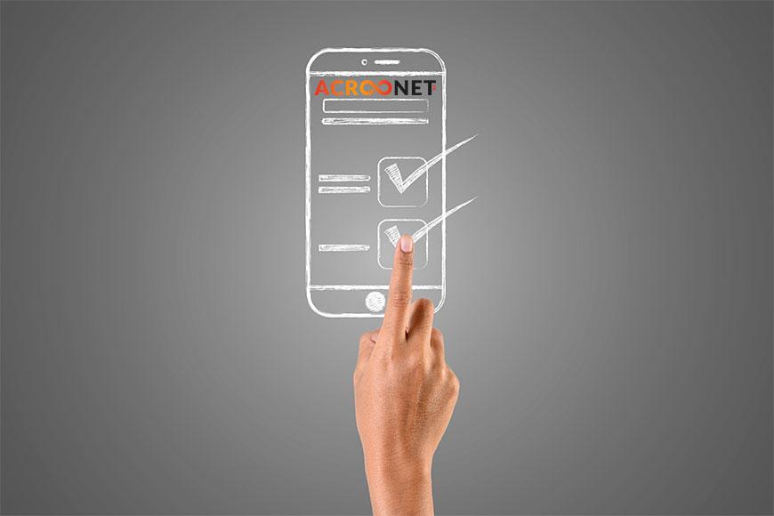 Mobile Friendly Le mobile First vente e-commerce - Acronet 2019
