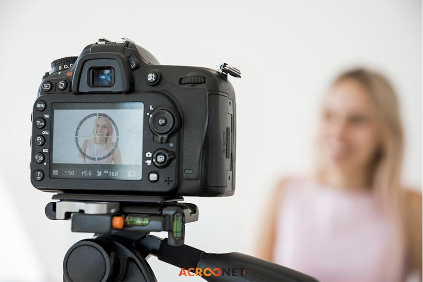 Vidéos et influenceurs des réseaux sociaux Instagram, Facebook, Twitter, LinkedIn, Pinterest, Youtube e-commerce - Acronet 2019